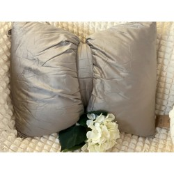 Coussin rectangulaire «Noeud»